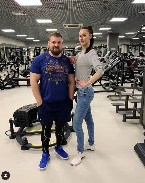 ¿Cuánto mide Ekaterina Lisina? - Altura - Real height Ekater10