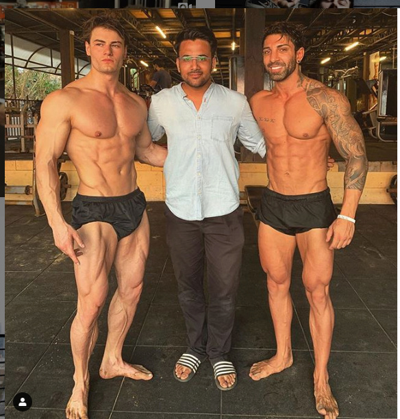 ¿Cuánto mide Jeff Seid? - Real height - Página 2 Jeff10