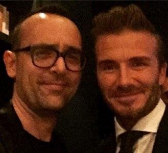 ¿Cuánto mide David Beckham? - Altura - Real height Risto-10