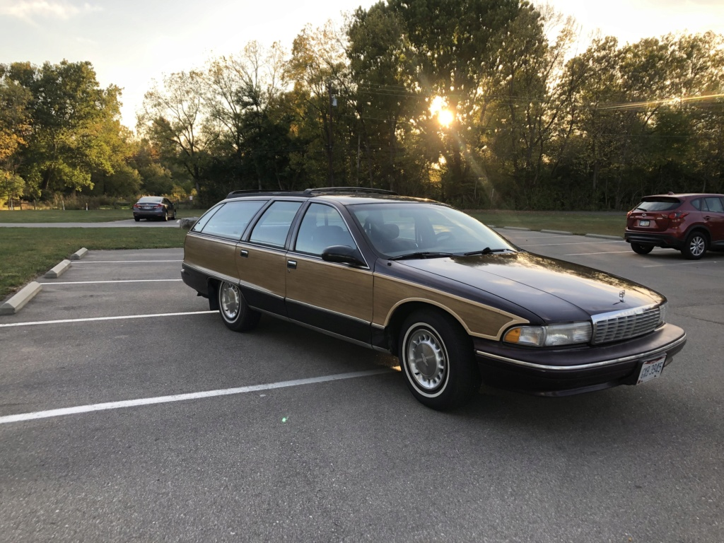 1995 Caprice Classic Wagon for sale in Ohio Img_7211