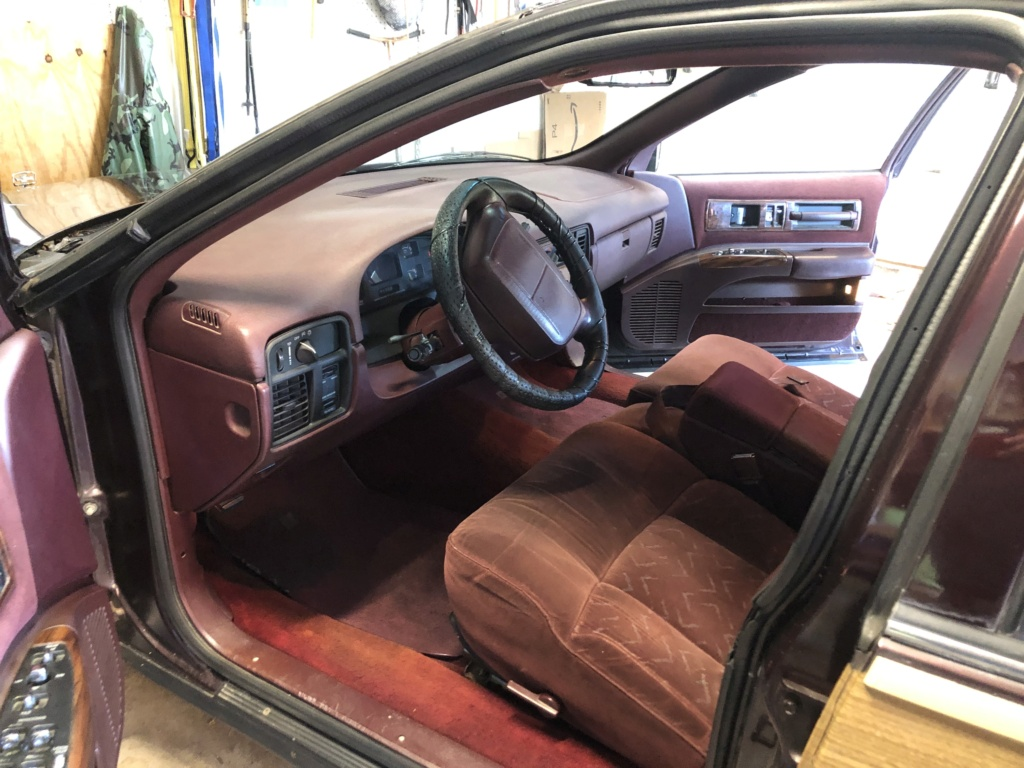 1995 Caprice Classic Wagon for sale in Ohio Img_7412