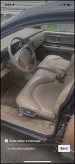 RMW Seat Identification Seats10