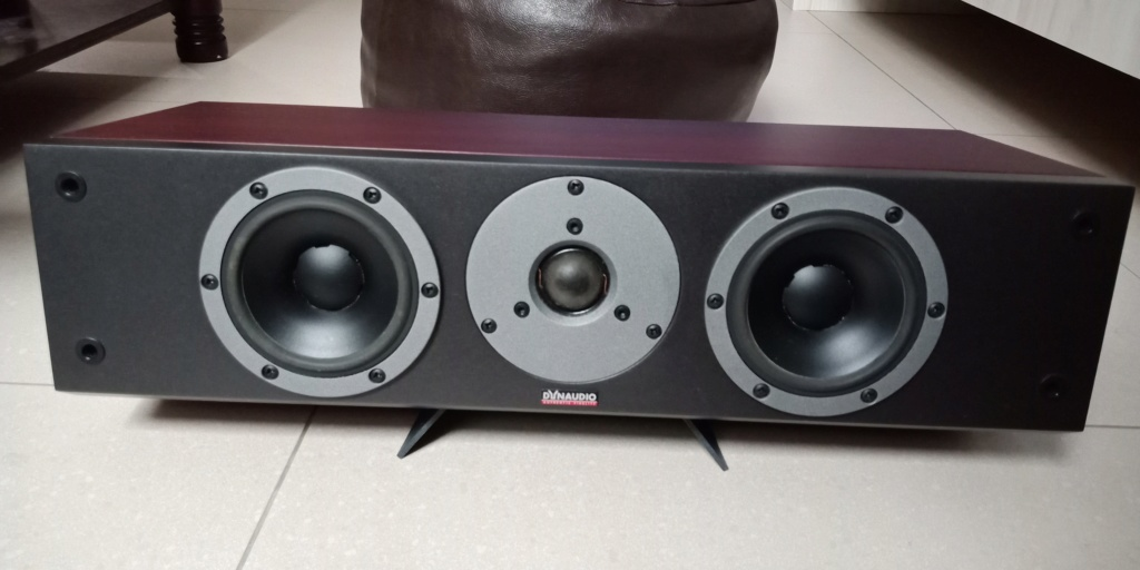 Preowned Dynaudio DM Centre For Sale RM1800.00 Img20111