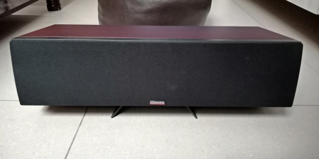 Preowned Dynaudio DM Centre For Sale RM1800.00 Img20112