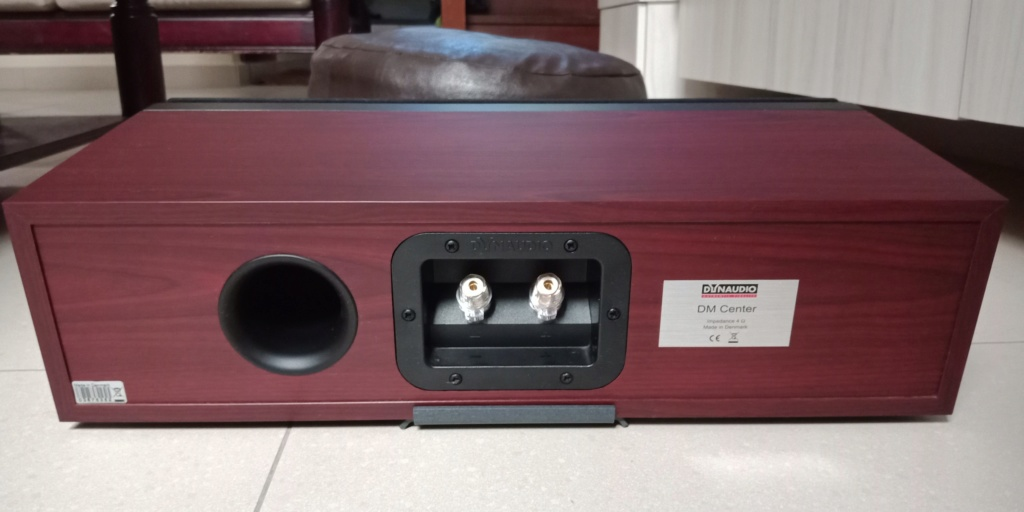 Preowned Dynaudio DM Centre For Sale RM1800.00 Img20114