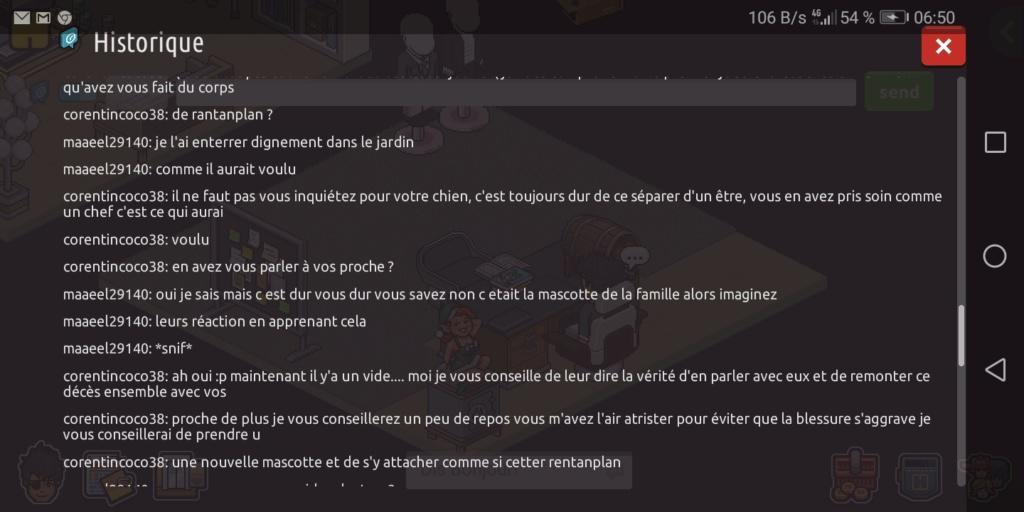 [CHU] Rapport d'action de RP de Corentincoco38  Scree253