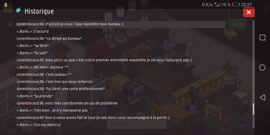 [CHU] Rapport d'action de RP de Corentincoco38  Scree396