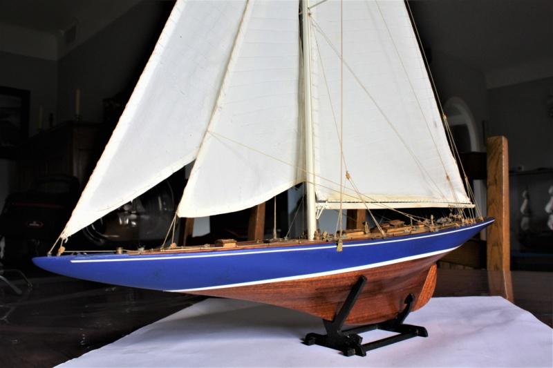 Endeavour 1934 AMATI 1/80 Img_3913