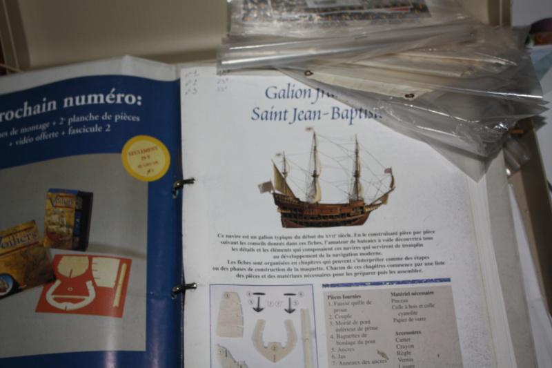 galion Saint Jean Baptiste ALTAYA Img_4011
