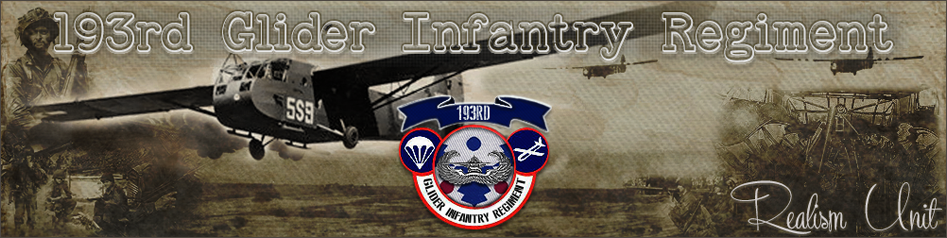 193rd GIR Realism Unit | Forums