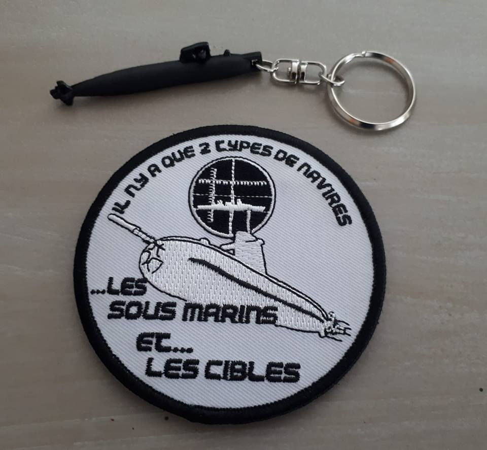 Ma collec. patchs Marine Nationale : sous-marins , cdo etc. - Page 7 53268211
