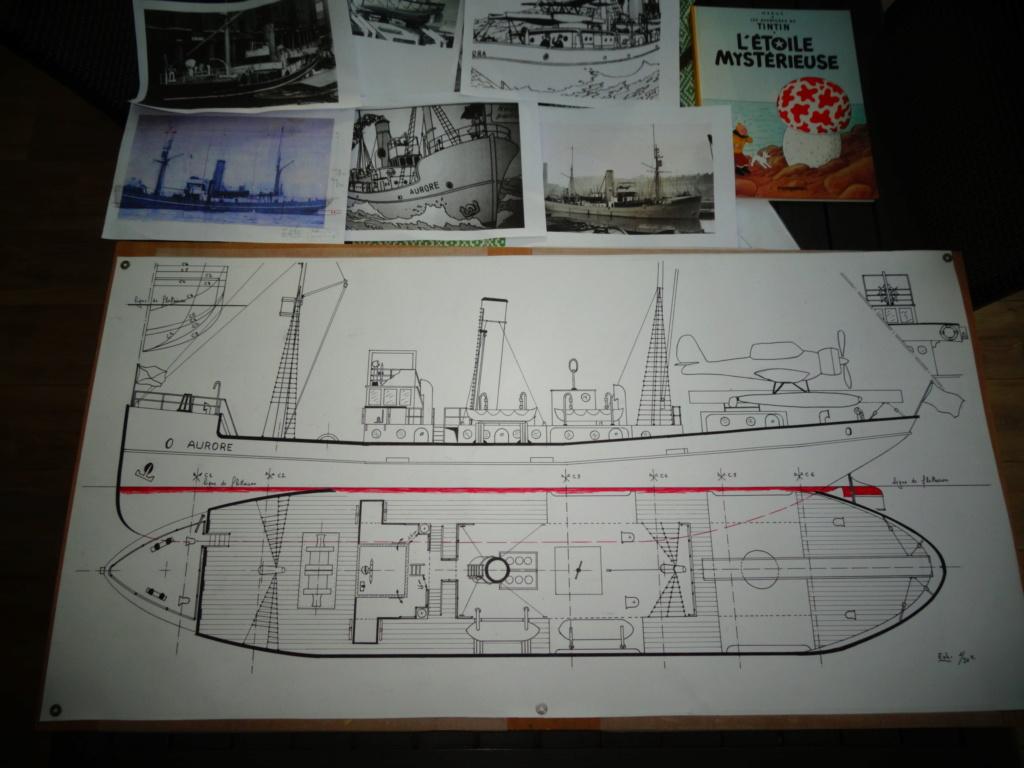 L'Aurore de la BD Tintin (scratch 1/50°) par Papylain - Page 2 Plan_e10