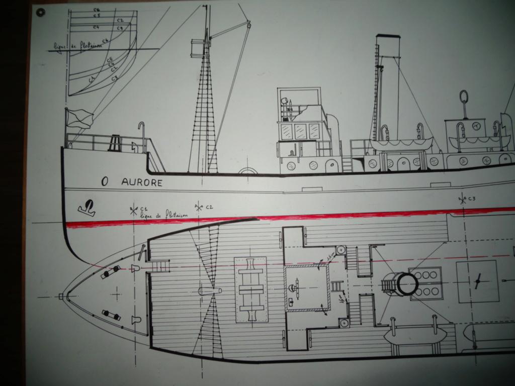 L'Aurore de la BD Tintin (scratch 1/50°) par Papylain - Page 2 Plan_p10