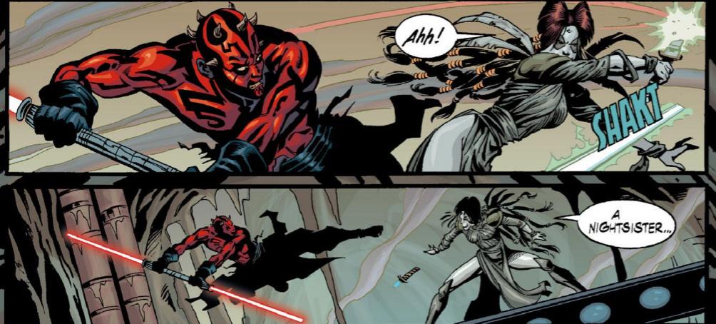 SS - The Tyrannical Ten - Arcann (xSupremeSkillz) vs Darth Maul (ILS) Destro10
