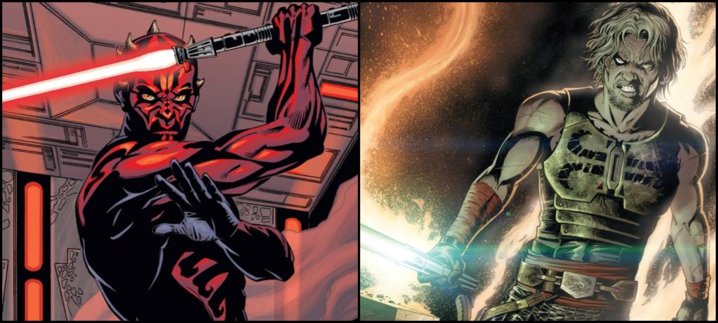 SS - Cade Skywalker (ILS) vs Darth Maul (HellfireUnit) Maulca10