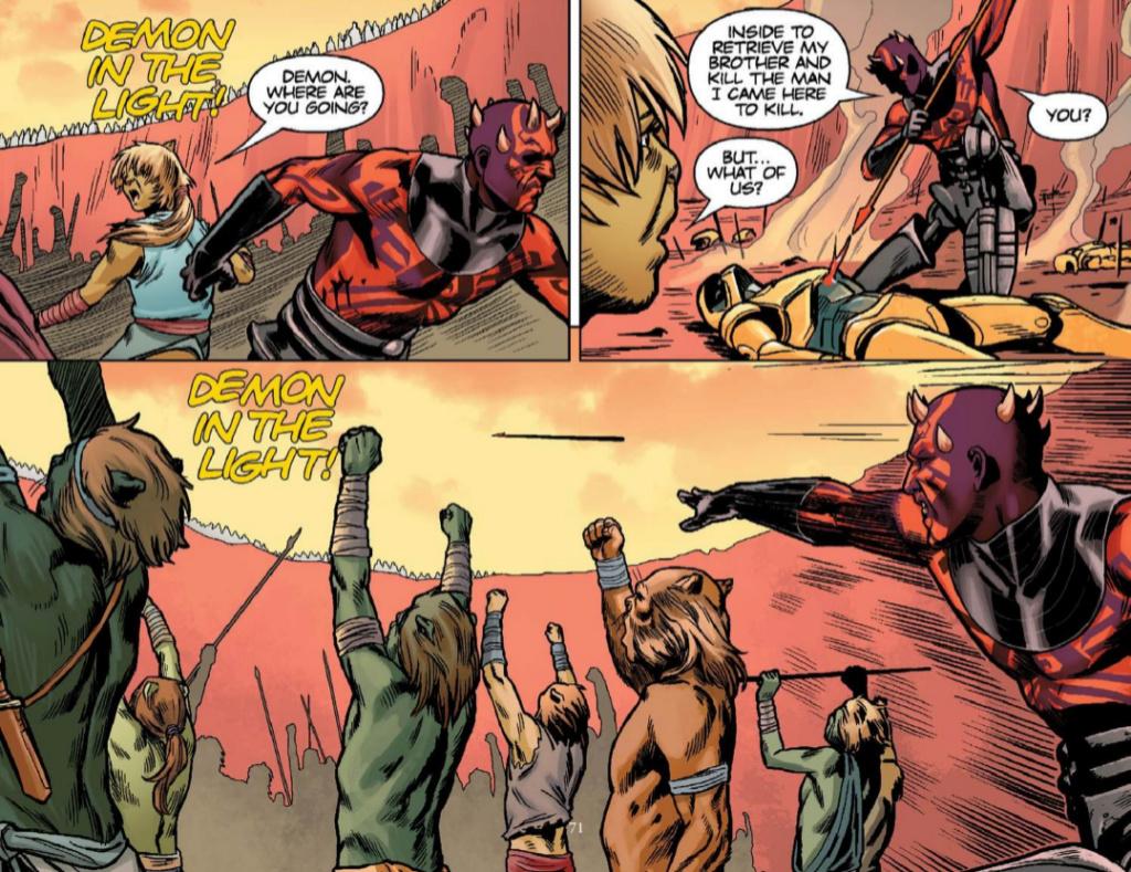 SS - The Tyrannical Ten - Arcann (xSupremeSkillz) vs Darth Maul (ILS) Speart10