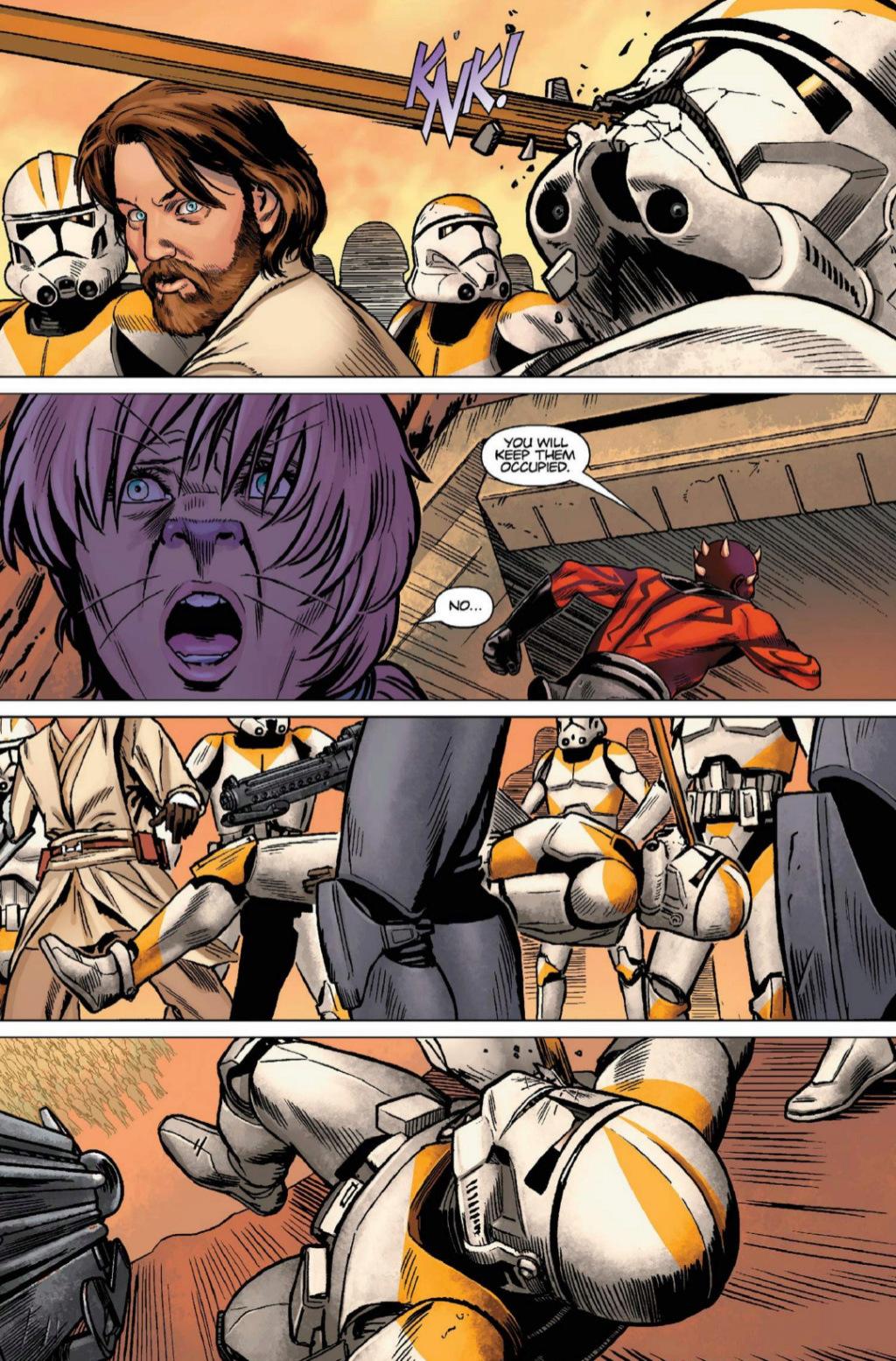 SS - The Tyrannical Ten - Arcann (xSupremeSkillz) vs Darth Maul (ILS) Speart11