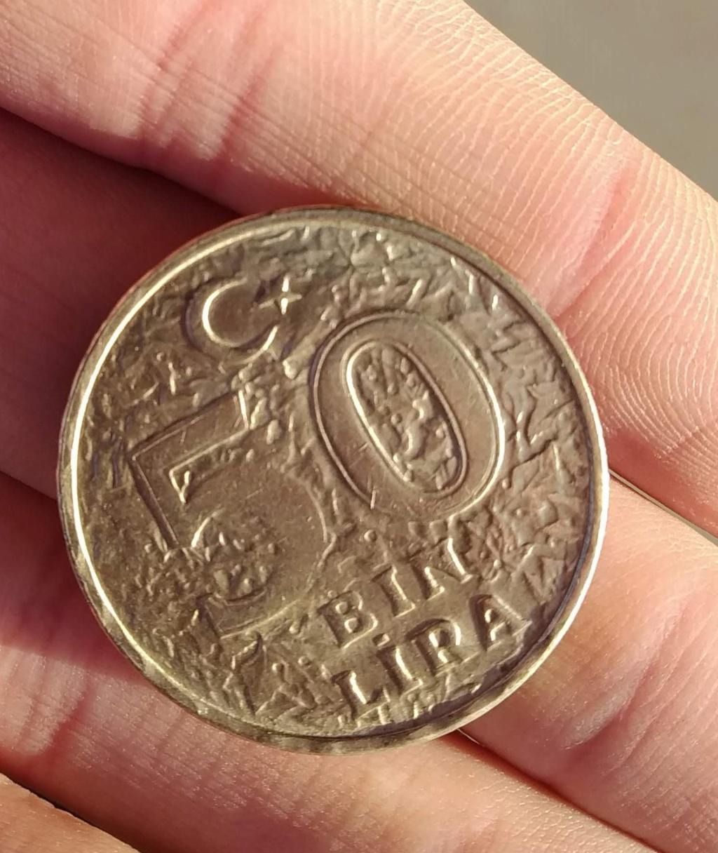 50.000 Liras 1996. Turquía. Opinión sobre valor. Img_2011