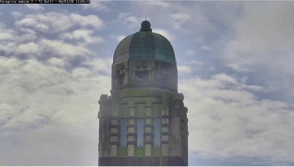 Delft. TU, Bouwkunde gebouw - Pagina 6 Valk_d18
