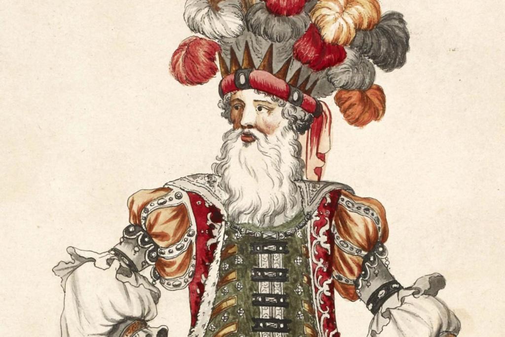 Un air d'Italie. L'Opéra de Paris de Louis XIV à la Révolution Opera10