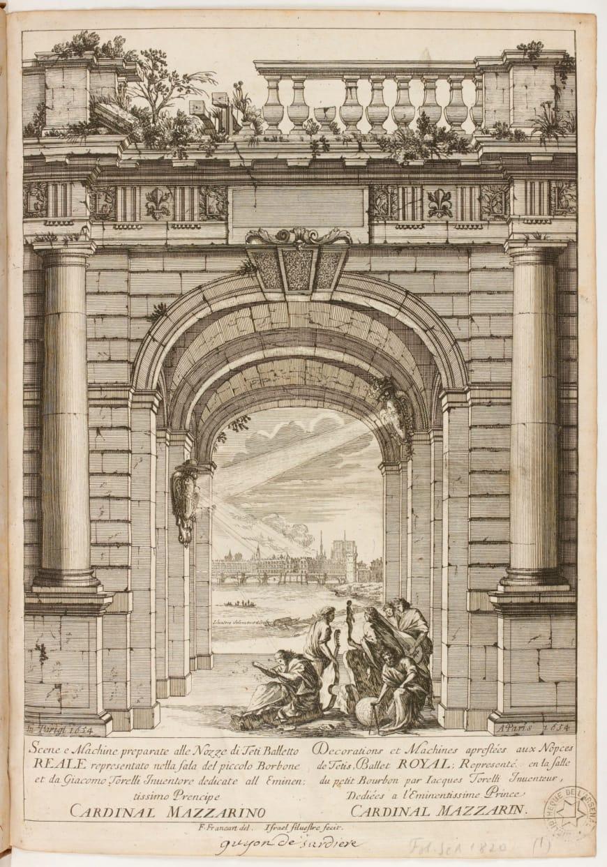 Un air d'Italie. L'Opéra de Paris de Louis XIV à la Révolution Zfer14