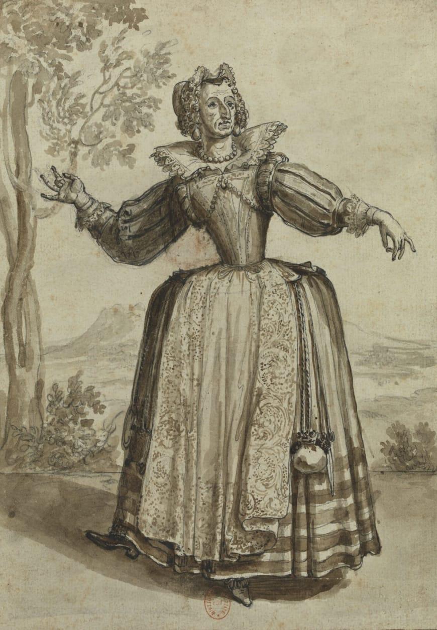 Un air d'Italie. L'Opéra de Paris de Louis XIV à la Révolution Zfer17