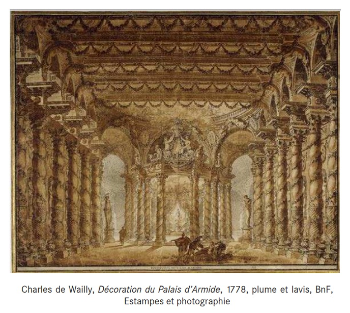 Un air d'Italie. L'Opéra de Paris de Louis XIV à la Révolution Zfer24