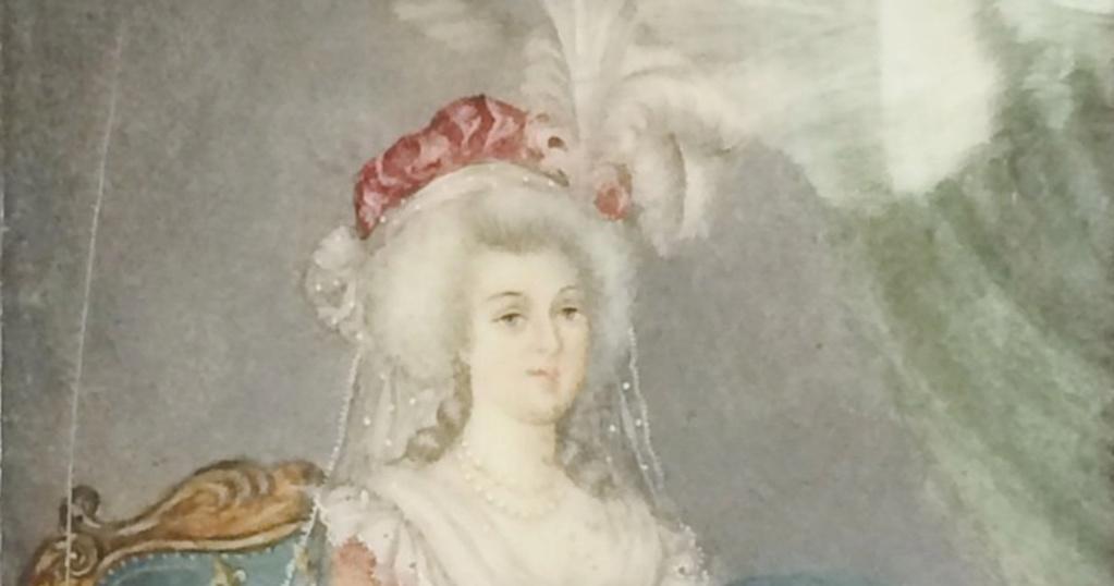 Marie-Antoinette au livre en robe bleue - Page 4 Zzzz10