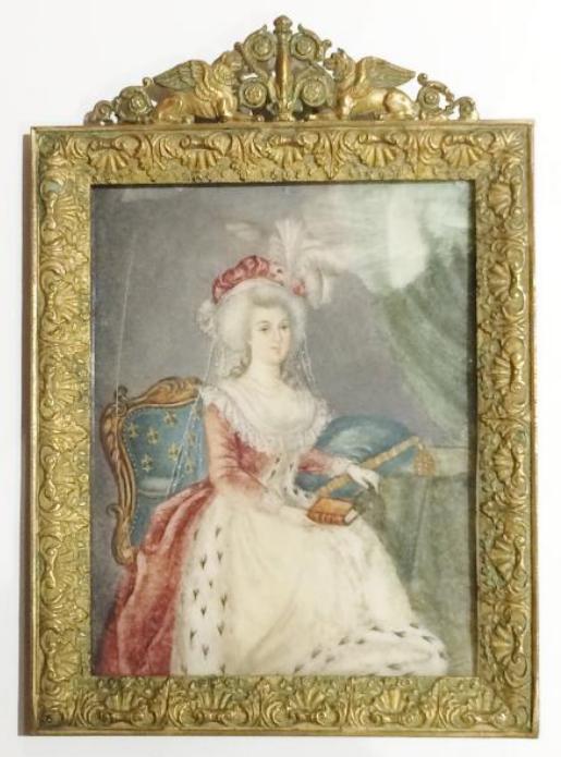 Marie-Antoinette au livre en robe bleue - Page 4 Zzzz210