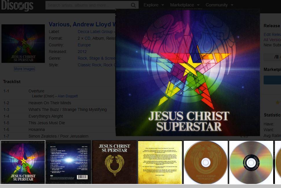 Jesus Christ Superstar Jesus10