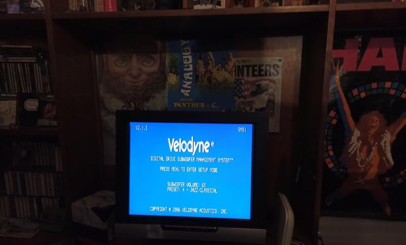 Digital Drive Velodyne sms-1 Aggiornamento Firmware Vel2_110