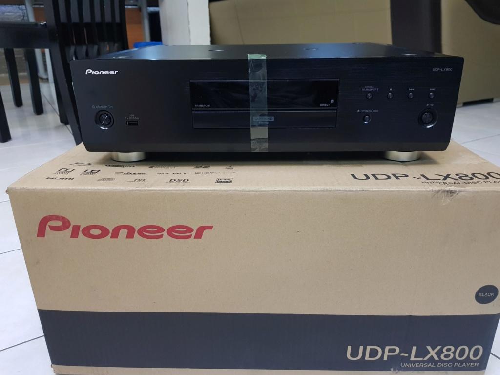 Pioneer UDP-LX800 4K bluray player 20190710