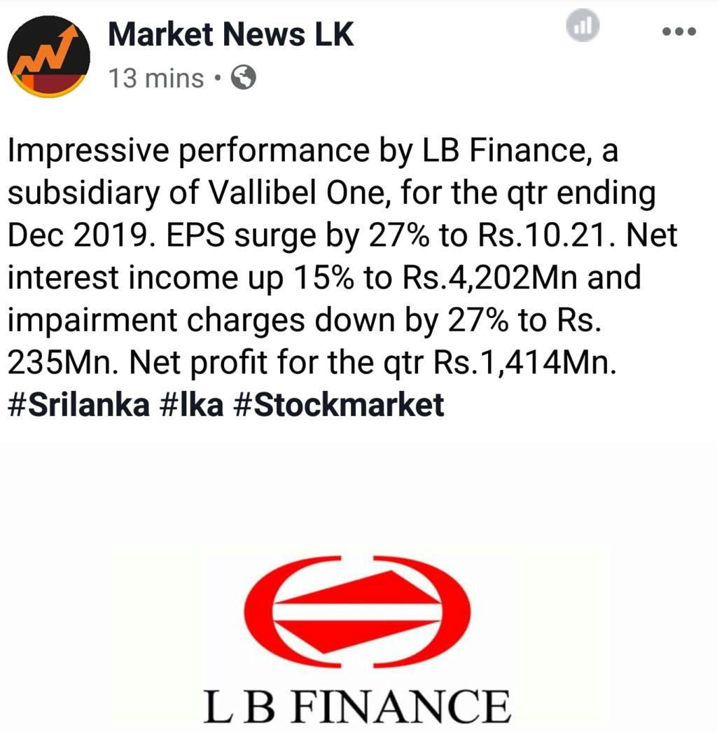 L B FINANCE PLC (LFIN.N0000) - Page 5 Screen74