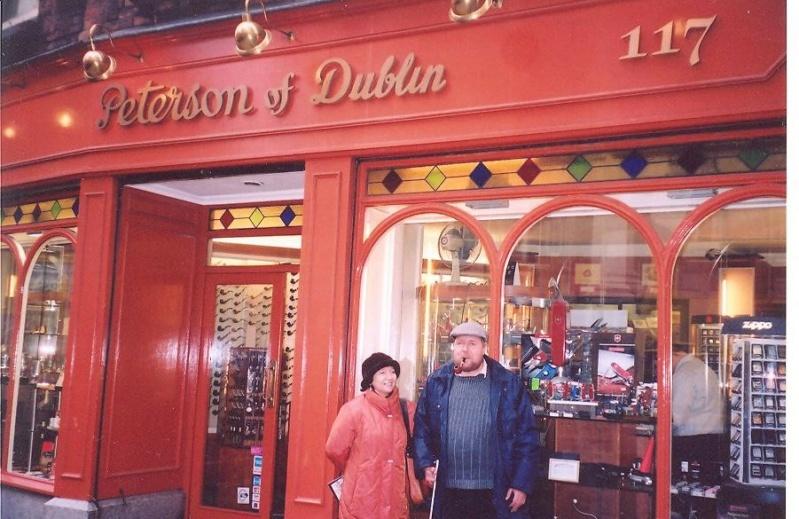 Dublin. 117 Grafton Street. Peterson of Dublin. Peters11