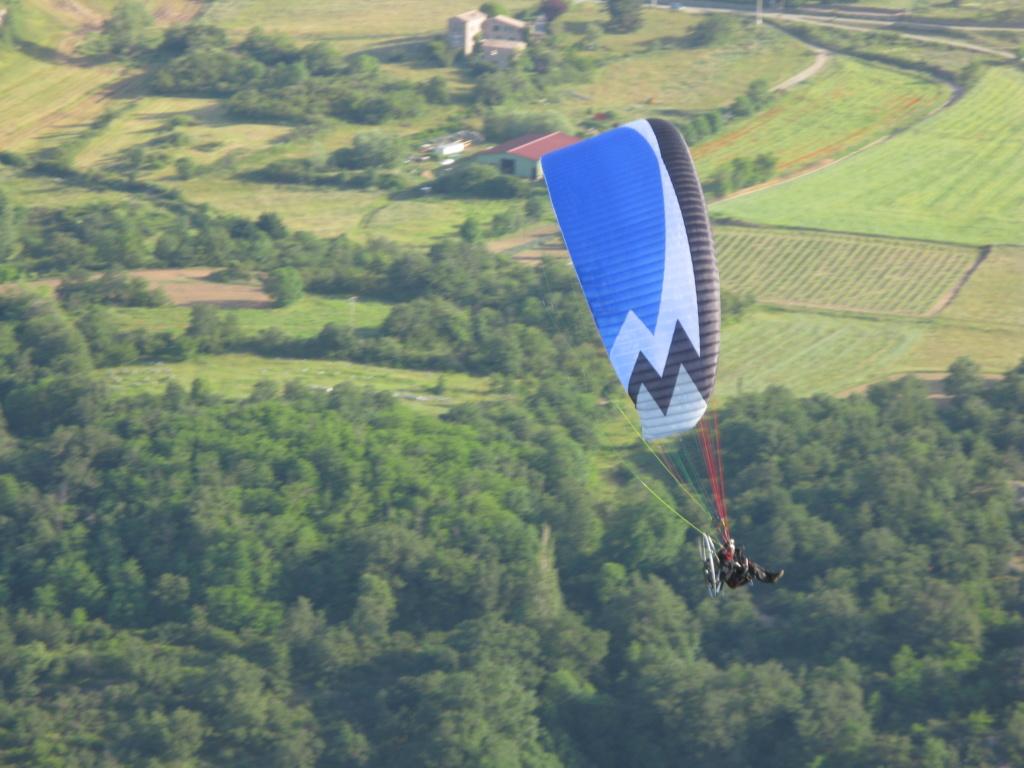Balade en montgolfière Ardèche  Mongo_19