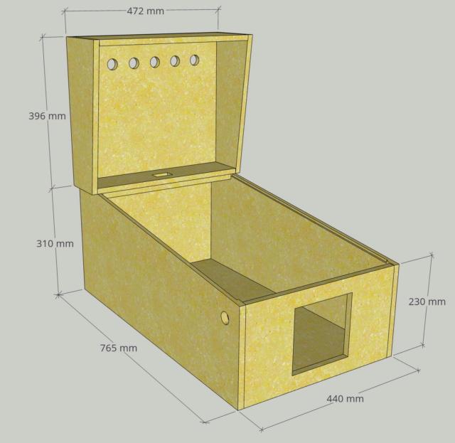 [WIP] 100% Mini pincab pour mon fils Pincab11