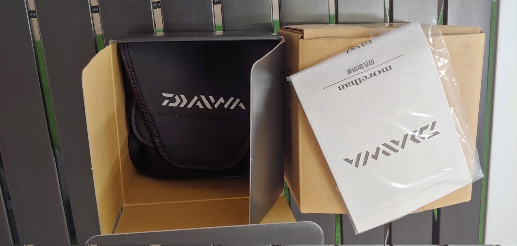 [Vendo] nuovo daiwa morethan 2510 pe-h 20200711