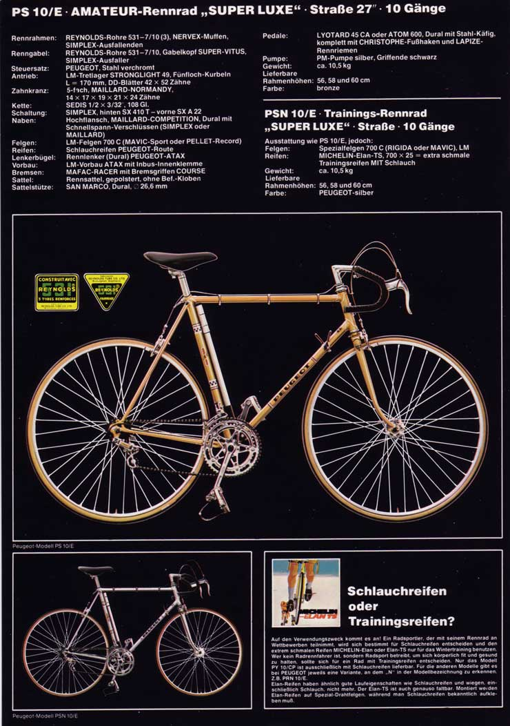 Peugeot Reynolds 531 Competition, taille 58 1977_511