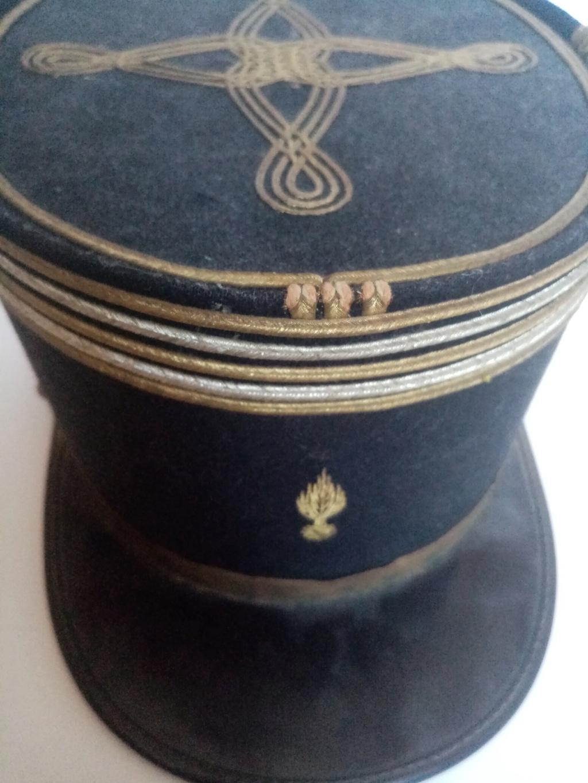 Képi lieutenant-colonel  Img_2031