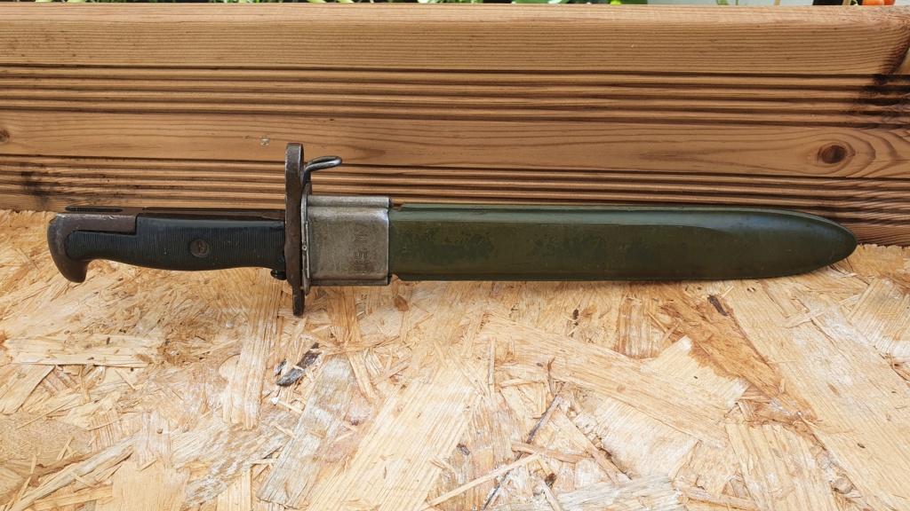 Baïonnette M1 UFH 20200710