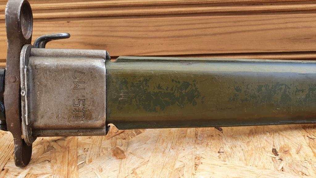 Baïonnette M1 UFH 20200712