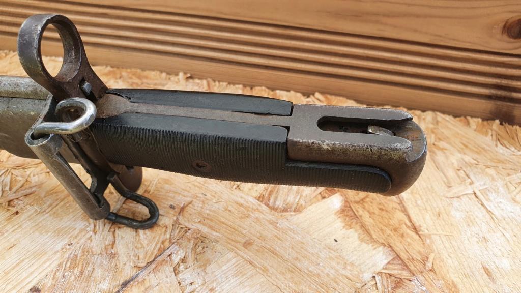 Baïonnette M1 UFH 20200713