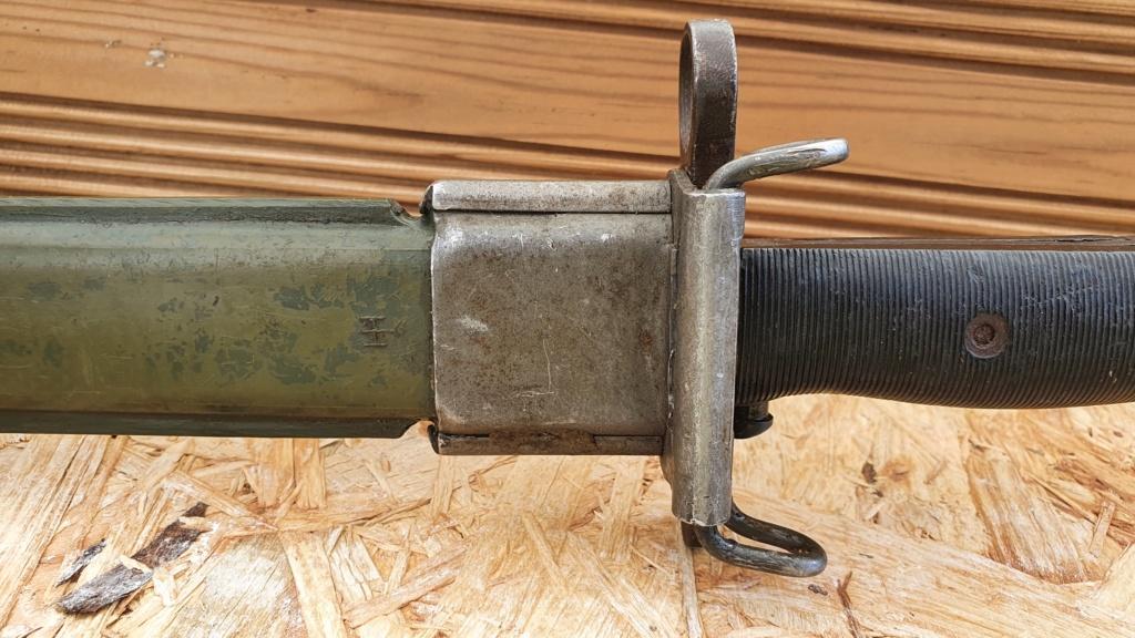 Baïonnette M1 UFH 20200715