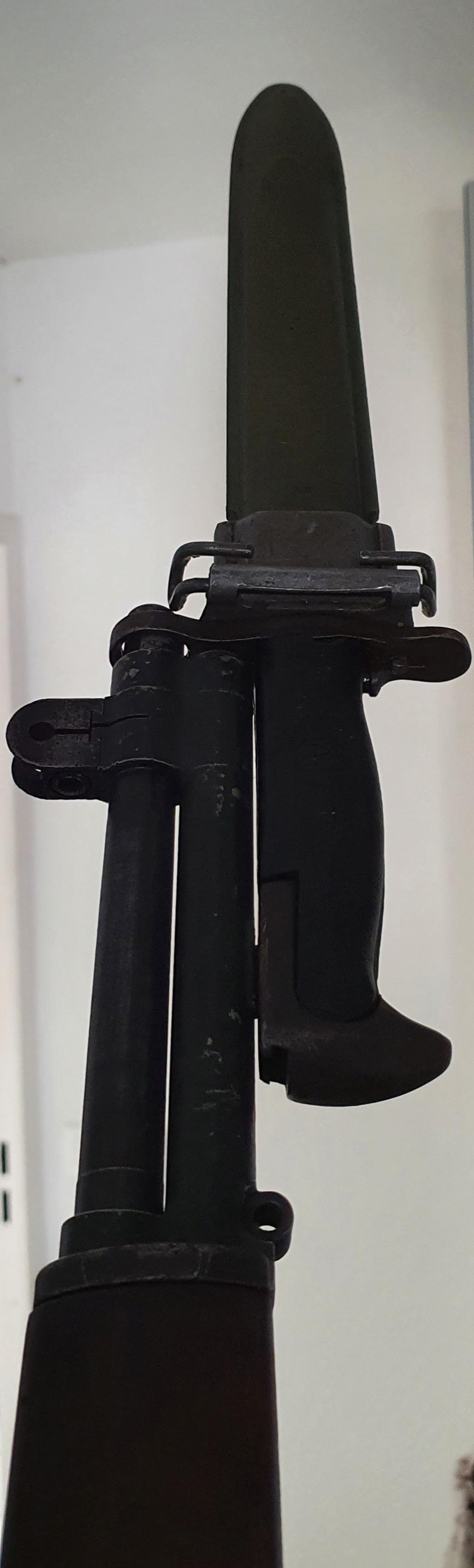 Baïonnette M1 UFH 20200722