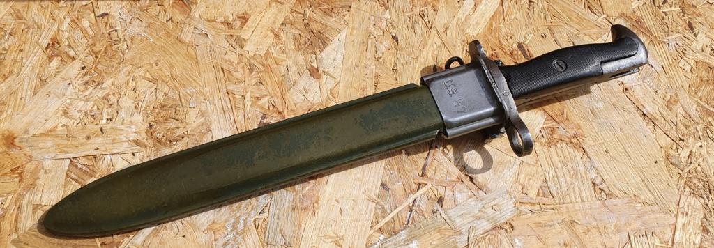 Baïonnette M1 UFH 20200723