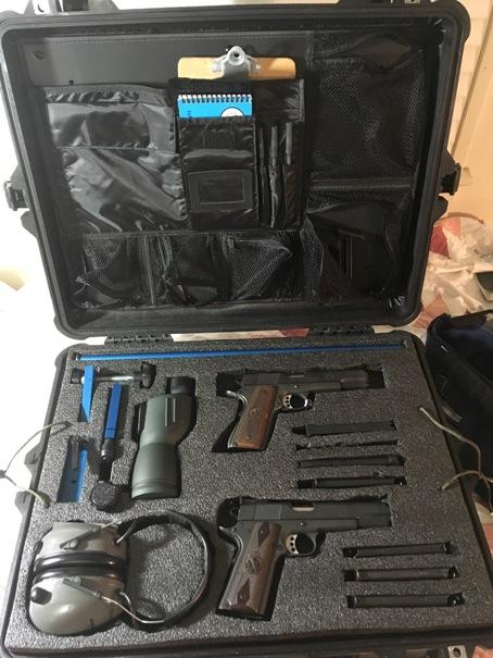 Inexpensive gun box on Ebay Guncas10