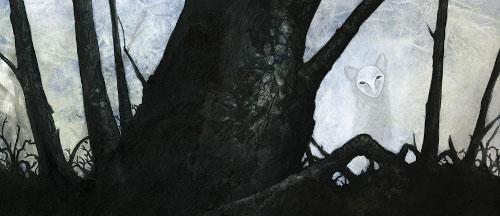 Il y a plus dans les forêts que dans les livres. Signat11