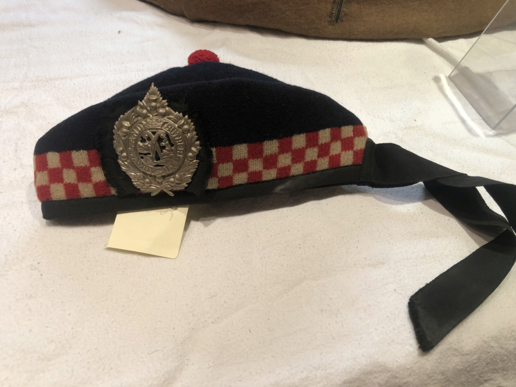 Scottish cap ww2 2c024e10