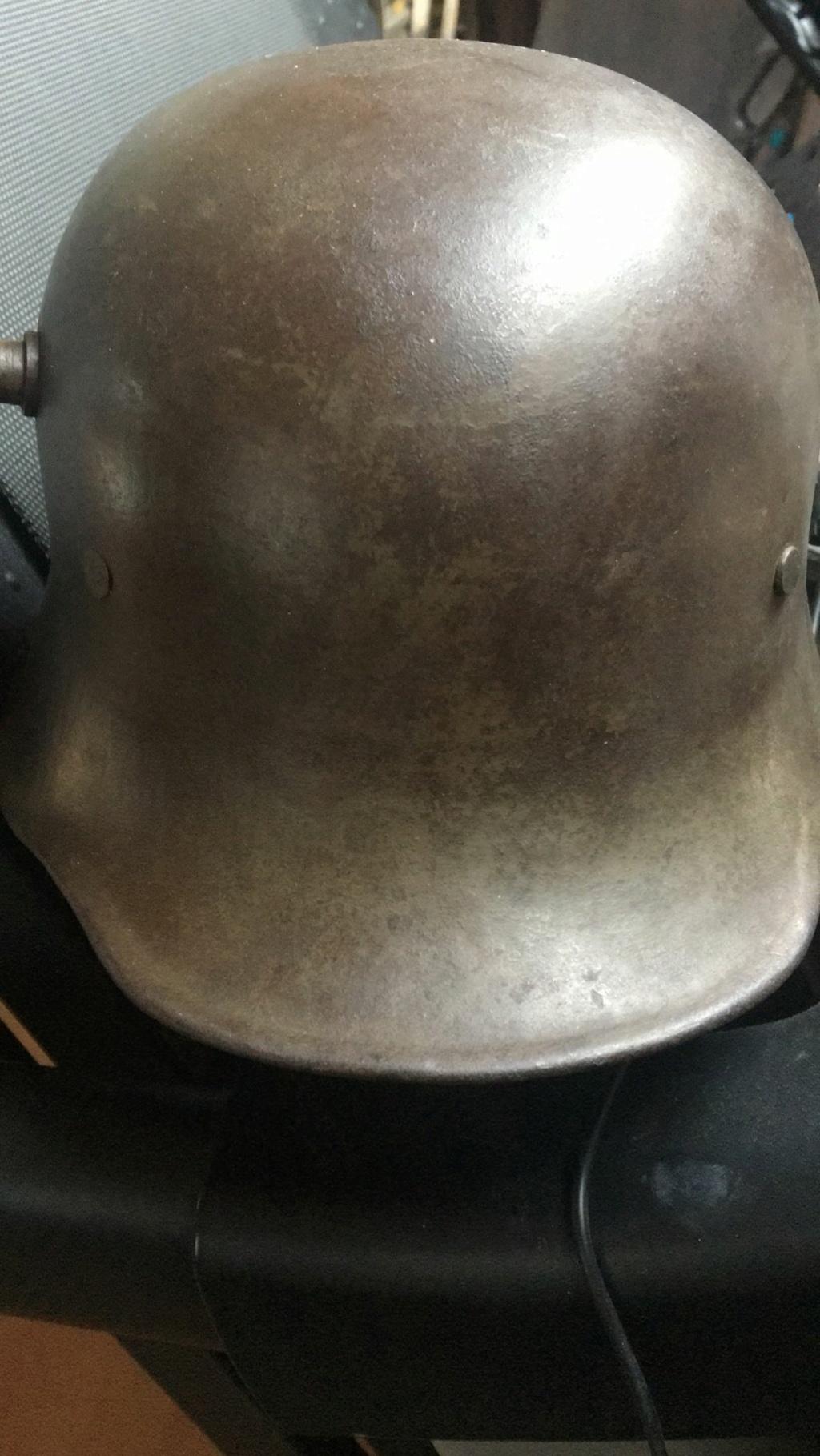 Authentification casque allemand m16 50b09d10