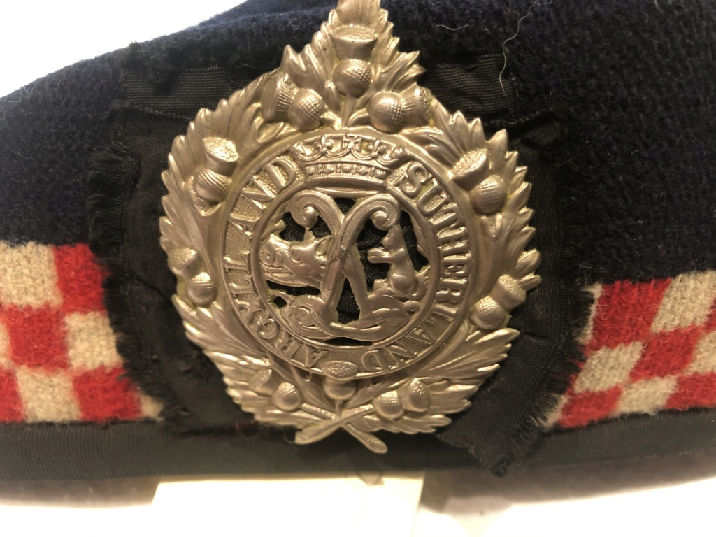 Scottish cap ww2 613c4410